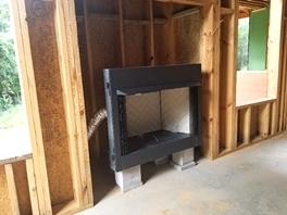 Fireplace Insert Installs